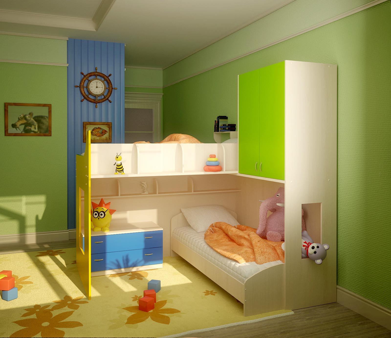 детская мебель на заказ изготовление мебели для детской комнаты