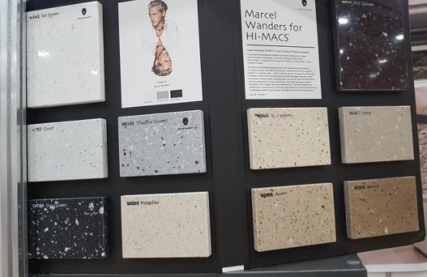 Образцы камня LH-MACS