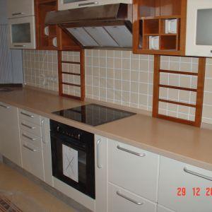Кухня из пластика 6