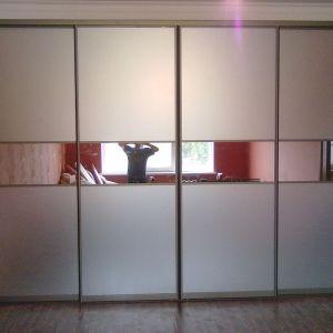 Встроенный шкаф-купе 5