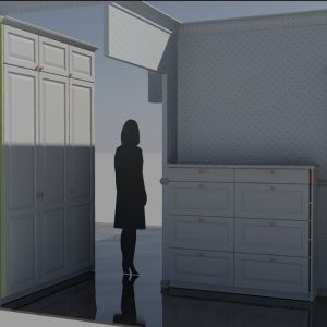 Проект шкафов