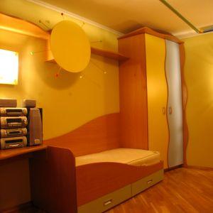 Шкаф и кровать на заказ