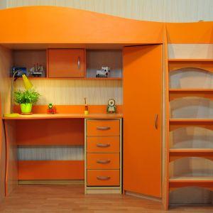 Ораньжевая детская