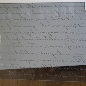 """Стекло тонированное Grey с узором """"Есения"""", серебро 9006"""