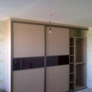 Встроенный шкаф-купе классический
