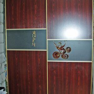 Двери с декоративным стеклом