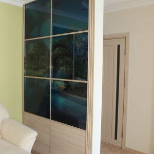 Раздвижная перегородка стекло с фотопечатью (3)