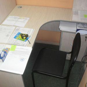 Рабочий стол в офис 3