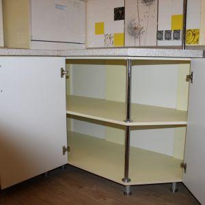 Конфигурация кухонных шкафов