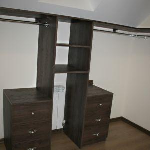 Мебель в гардеробную 3