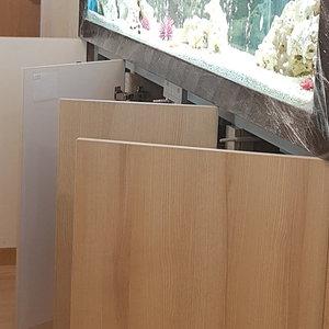 Фасады МДФ пластик