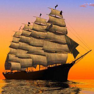 Ancient Ship 5