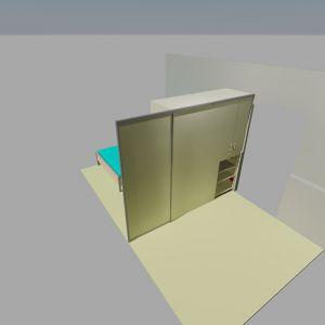 Шкаф перегородка