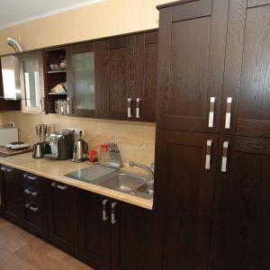 Кухня массив дерева 8