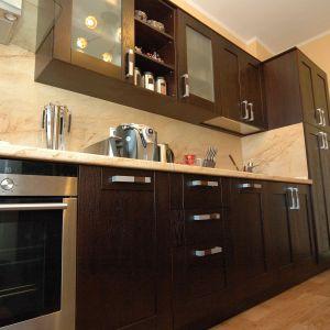 Кухня массив дерева 7