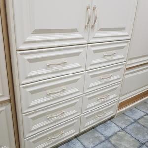 Распашной шкаф и ящики