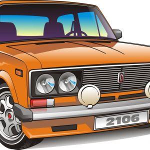 Car Vaz 06 Rgb