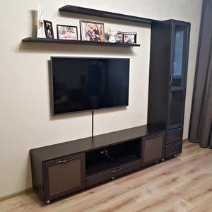 Мебель из мдф для зала