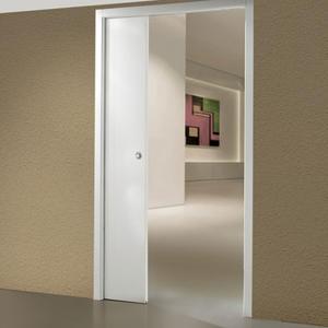 Одностворчатая дверь из МДФ в пенале