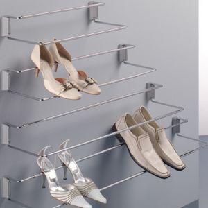 Полка для обуви с фронтальным креплением