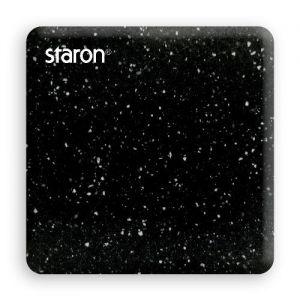 Staron Sanded So 423 Onyx 1