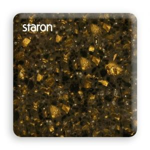 Staron Tempest Fg 196 Gold Leaf 1