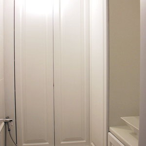 Шкафы из влагостойкого МДФ