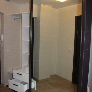 Зеркальный шкаф-купе (гардероб) 4