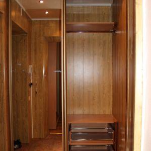 Встроенный шкаф-купе 2