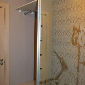 Зеркальный шкаф с пескоструем
