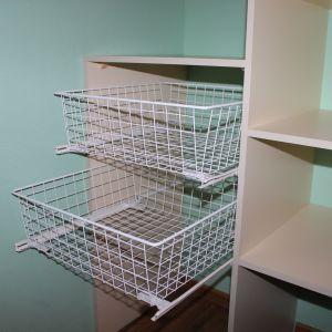 Наполнение шкафов