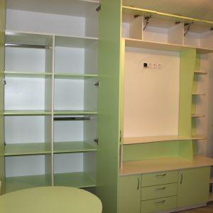 Внутренняя конфигурация шкафов