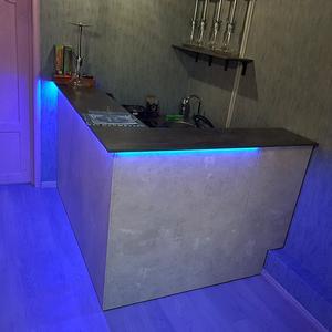 Подсветка барной стойки