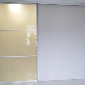 Раздвижная дверь, матовое стекло Matelux