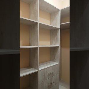 Гардеробная комната, образцы работ МебельSoul (Ростов-на-Дону)