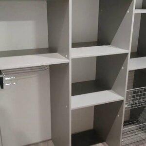 Мебель в гардеробную комнату на заказ - видео-отчет