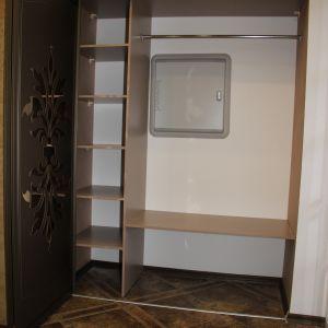 Шкаф с дверью книжка