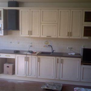 Кухня массив дерева 5