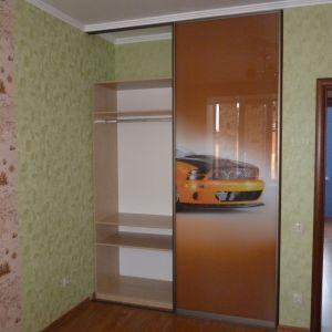 Встроенный шкаф фотопечать