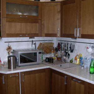 Кухня массив дерева 4