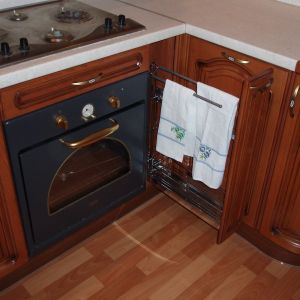 Кухня массив дерева 9