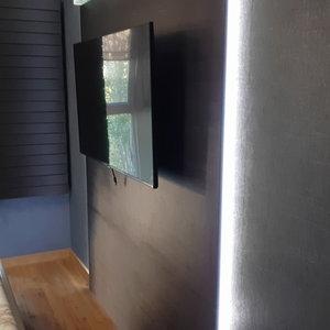Декоративная панель с подсветкой