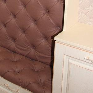 МДФ с фрезеровкой, мебель для прихожей