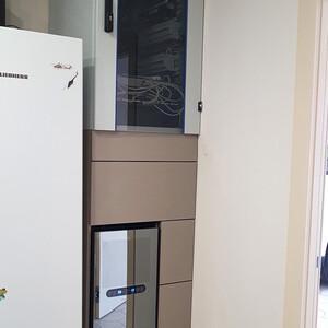 Шкаф под винный холодильник