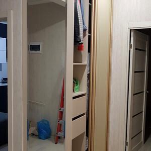 Шкаф-купе для прихожей
