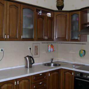 Кухня массив дерева 2