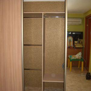 Встроенный шкаф-купе 4