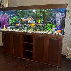 Большая тумба под аквариум