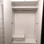 Распашной шкаф для прихожей в хрущевке [5]