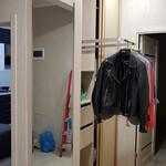 Шкаф-купе с пантографом для прихожей [3]